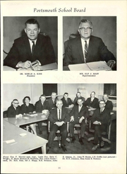 Page 17, 1964 Edition, Woodrow Wilson High School - President Yearbook (Portsmouth, VA) online yearbook collection