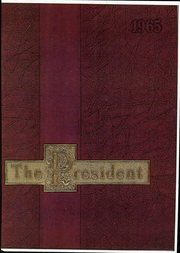 Page 1, 1965 Edition, Woodrow Wilson High School - President Yearbook (Portsmouth, VA) online yearbook collection