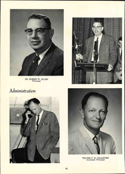 Page 16, 1965 Edition, Woodrow Wilson High School - President Yearbook (Portsmouth, VA) online yearbook collection