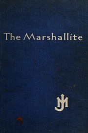 Page 1, 1935 Edition, John Marshall High School - Marshallite Yearbook (Richmond, VA) online yearbook collection