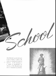 Page 12, 1943 Edition, John Marshall High School - Marshallite Yearbook (Richmond, VA) online yearbook collection