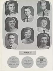 Page 12, 1955 Edition, Hopewell High School - Kaleidoscope Yearbook (Hopewell, VA) online yearbook collection
