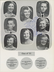 Page 13, 1955 Edition, Hopewell High School - Kaleidoscope Yearbook (Hopewell, VA) online yearbook collection