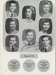 Page 14, 1955 Edition, Hopewell High School - Kaleidoscope Yearbook (Hopewell, VA) online yearbook collection