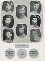Page 15, 1955 Edition, Hopewell High School - Kaleidoscope Yearbook (Hopewell, VA) online yearbook collection