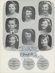 Page 16, 1955 Edition, Hopewell High School - Kaleidoscope Yearbook (Hopewell, VA) online yearbook collection