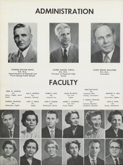 Page 8, 1955 Edition, Hopewell High School - Kaleidoscope Yearbook (Hopewell, VA) online yearbook collection