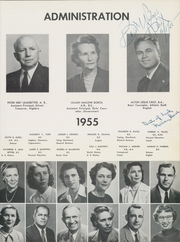 Page 9, 1955 Edition, Hopewell High School - Kaleidoscope Yearbook (Hopewell, VA) online yearbook collection