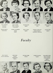 Page 12, 1957 Edition, Hopewell High School - Kaleidoscope Yearbook (Hopewell, VA) online yearbook collection