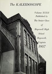 Page 5, 1957 Edition, Hopewell High School - Kaleidoscope Yearbook (Hopewell, VA) online yearbook collection