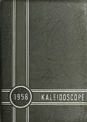 1958 Edition, Hopewell High School - Kaleidoscope Yearbook (Hopewell, VA)