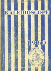 1960 Edition, Hopewell High School - Kaleidoscope Yearbook (Hopewell, VA)