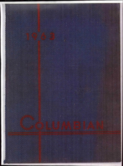 1963 Edition, George C Marshall High School - Columbian Yearbook (Falls Church, VA)
