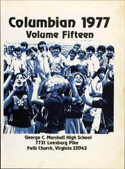 Page 7, 1977 Edition, George C Marshall High School - Columbian Yearbook (Falls Church, VA) online yearbook collection