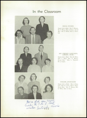 Page 16, 1953 Edition, Culpeper County High School - Colonnade Yearbook (Culpeper, VA) online yearbook collection