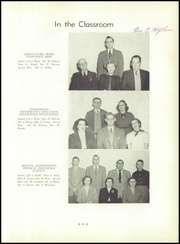 Page 17, 1953 Edition, Culpeper County High School - Colonnade Yearbook (Culpeper, VA) online yearbook collection