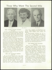 Page 11, 1956 Edition, Culpeper County High School - Colonnade Yearbook (Culpeper, VA) online yearbook collection