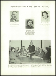 Page 14, 1956 Edition, Culpeper County High School - Colonnade Yearbook (Culpeper, VA) online yearbook collection