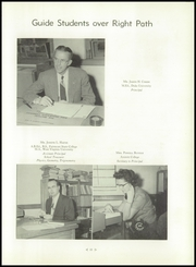 Page 15, 1956 Edition, Culpeper County High School - Colonnade Yearbook (Culpeper, VA) online yearbook collection