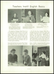 Page 16, 1956 Edition, Culpeper County High School - Colonnade Yearbook (Culpeper, VA) online yearbook collection