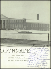 Page 7, 1956 Edition, Culpeper County High School - Colonnade Yearbook (Culpeper, VA) online yearbook collection