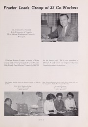 Page 15, 1961 Edition, Culpeper County High School - Colonnade Yearbook (Culpeper, VA) online yearbook collection