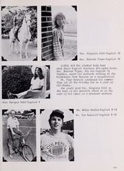Page 117, 1974 Edition, Culpeper County High School - Colonnade Yearbook (Culpeper, VA) online yearbook collection
