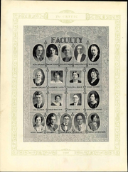 Page 12, 1930 Edition, Glass High School - Crest Yearbook (Lynchburg, VA) online yearbook collection