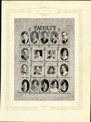Page 13, 1930 Edition, Glass High School - Crest Yearbook (Lynchburg, VA) online yearbook collection