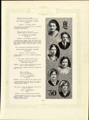Page 15, 1930 Edition, Glass High School - Crest Yearbook (Lynchburg, VA) online yearbook collection