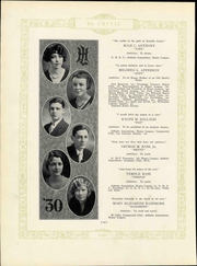 Page 16, 1930 Edition, Glass High School - Crest Yearbook (Lynchburg, VA) online yearbook collection