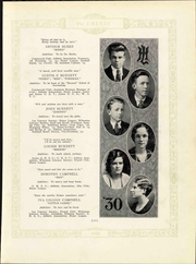 Page 19, 1930 Edition, Glass High School - Crest Yearbook (Lynchburg, VA) online yearbook collection