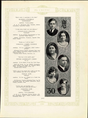 Page 21, 1930 Edition, Glass High School - Crest Yearbook (Lynchburg, VA) online yearbook collection