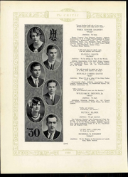 Page 22, 1930 Edition, Glass High School - Crest Yearbook (Lynchburg, VA) online yearbook collection