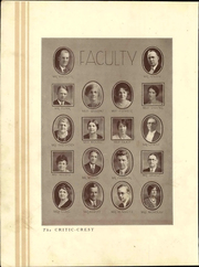 Page 12, 1931 Edition, Glass High School - Crest Yearbook (Lynchburg, VA) online yearbook collection