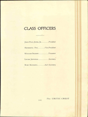 Page 17, 1931 Edition, Glass High School - Crest Yearbook (Lynchburg, VA) online yearbook collection
