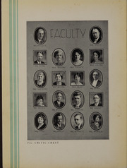 Page 12, 1932 Edition, Glass High School - Crest Yearbook (Lynchburg, VA) online yearbook collection