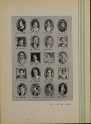 Page 13, 1932 Edition, Glass High School - Crest Yearbook (Lynchburg, VA) online yearbook collection