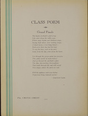 Page 16, 1932 Edition, Glass High School - Crest Yearbook (Lynchburg, VA) online yearbook collection