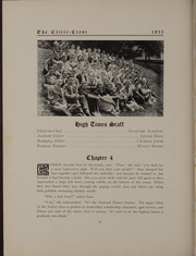 Page 76, 1935 Edition, Glass High School - Crest Yearbook (Lynchburg, VA) online yearbook collection
