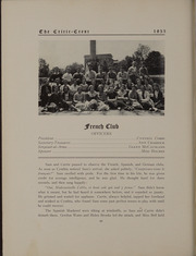Page 84, 1935 Edition, Glass High School - Crest Yearbook (Lynchburg, VA) online yearbook collection