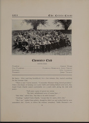 Page 85, 1935 Edition, Glass High School - Crest Yearbook (Lynchburg, VA) online yearbook collection