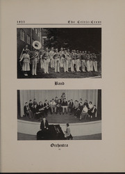 Page 87, 1935 Edition, Glass High School - Crest Yearbook (Lynchburg, VA) online yearbook collection