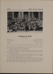 Page 89, 1935 Edition, Glass High School - Crest Yearbook (Lynchburg, VA) online yearbook collection