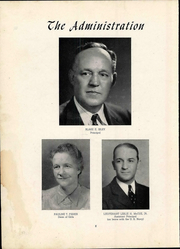 Page 12, 1943 Edition, Glass High School - Crest Yearbook (Lynchburg, VA) online yearbook collection