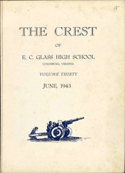 Page 5, 1943 Edition, Glass High School - Crest Yearbook (Lynchburg, VA) online yearbook collection