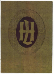 1944 Edition, Glass High School - Crest Yearbook (Lynchburg, VA)