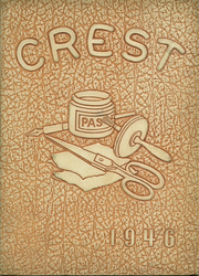 1946 Edition, Glass High School - Crest Yearbook (Lynchburg, VA)