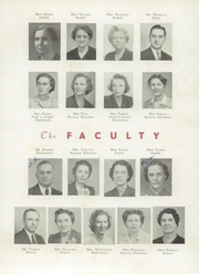 Page 17, 1946 Edition, Glass High School - Crest Yearbook (Lynchburg, VA) online yearbook collection