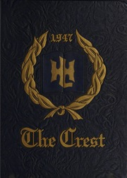 1947 Edition, Glass High School - Crest Yearbook (Lynchburg, VA)